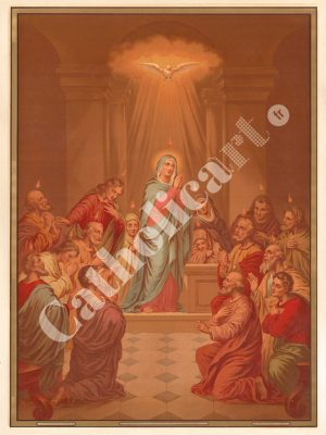 [CAT11] CREDO je crois en l'Esprit-Saint (Catéchisme en images 1893)