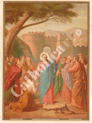 [CAT14] CREDO à la Rémission des pêchés (Catéchisme en images 1893)