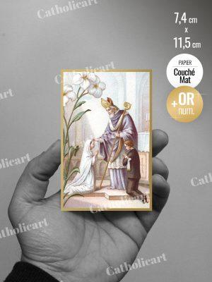 Carte Confirmation (74x115mm Recto/Verso)