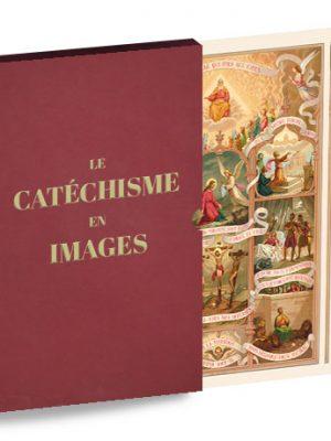 -PRÉCOMMANDE- Coffret 68 planches du Catéchisme en Images 1893 (A3)