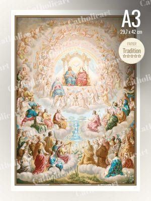 Catéchisme en Images #16 – Credo : Je crois à la vie éternelle (A3)